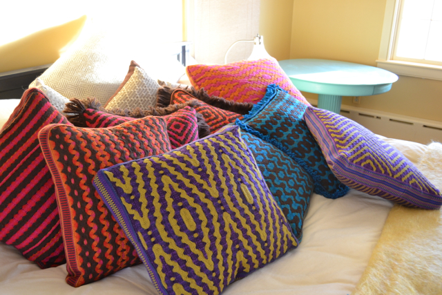 Pillow Pile - 09