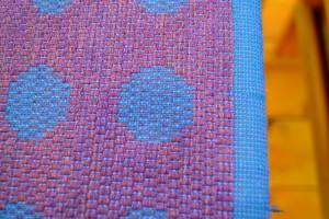 Baby Dots close-up