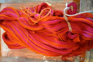 Fuchsia:Orange