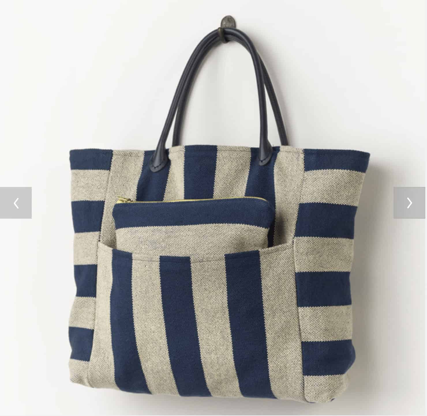 Bless Your Sol Tote Bag Navy copy