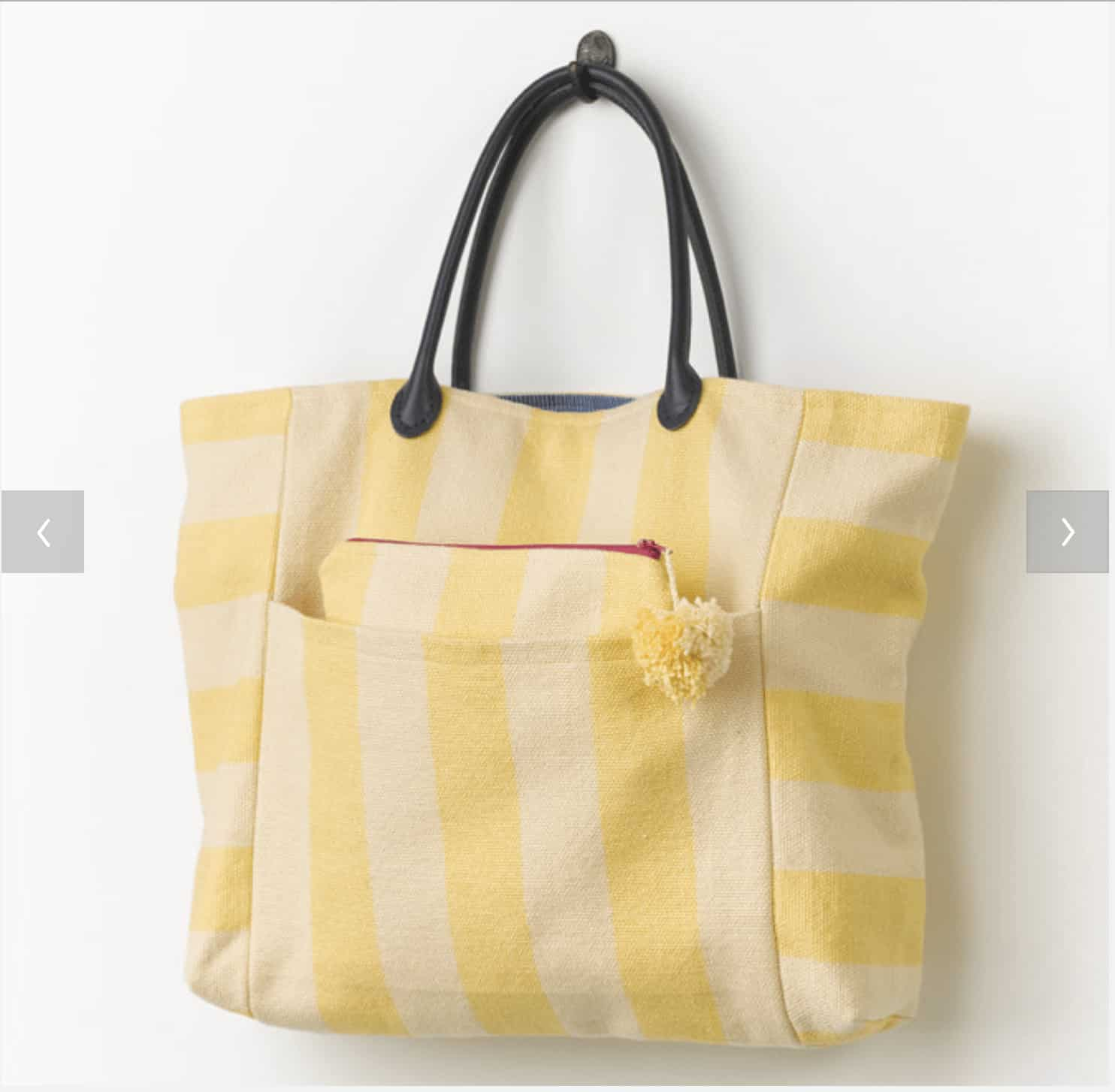Bless Your Sol Tote Yellow copy